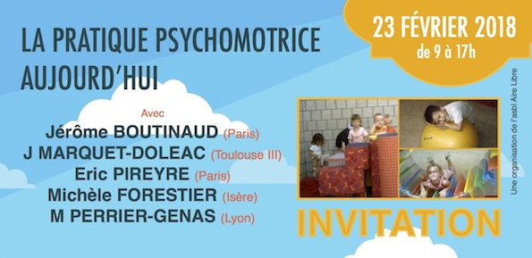 Invitation colloque